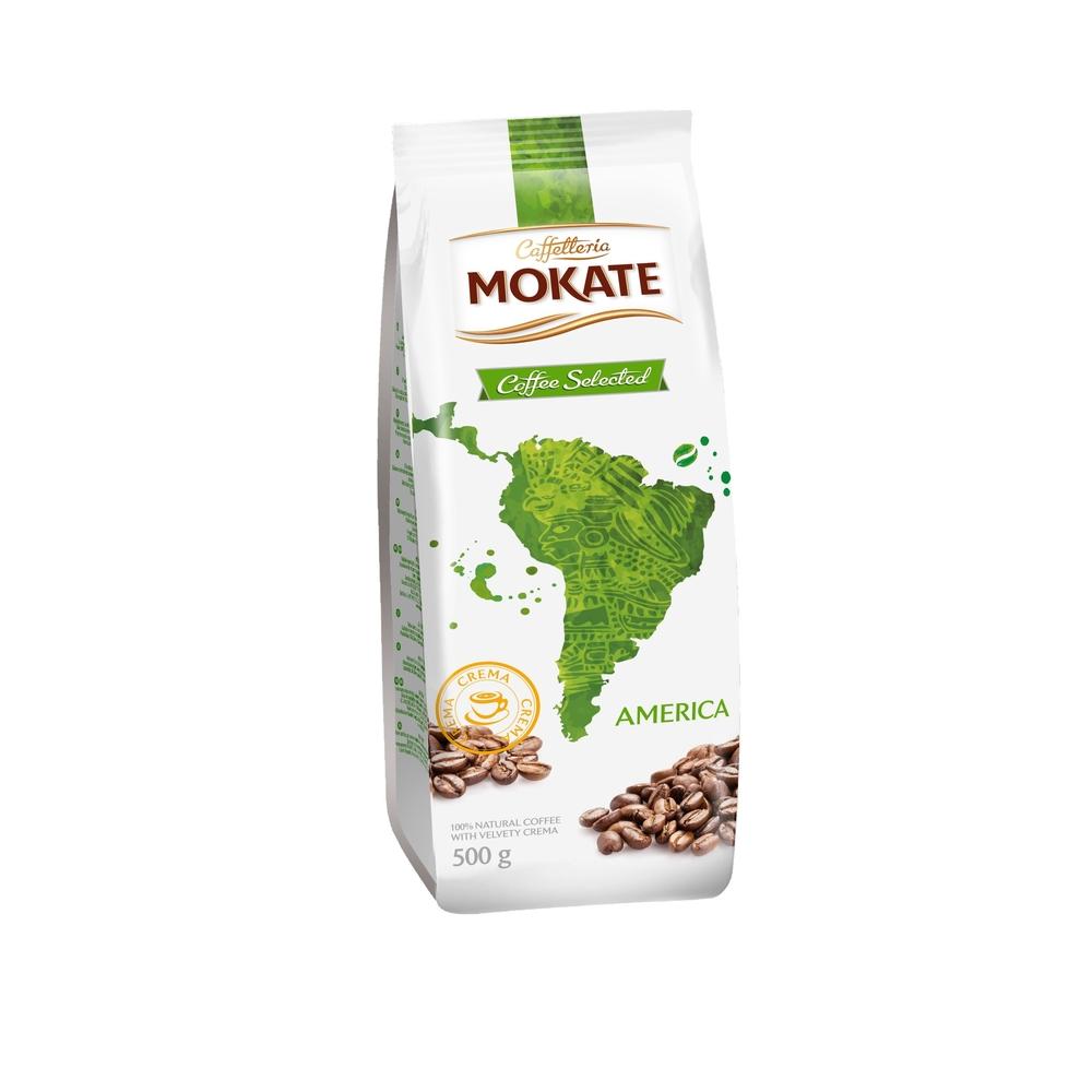 COFFEE SELECTED AMERICA 500G ZIARNISTA
