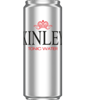KINLEY TONIC WATER 330ML