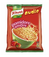 NUDLE AMORE POMIDORE KNORR 65G