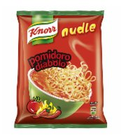NUDLE DIABOLO POMIDORO KNORR 63G