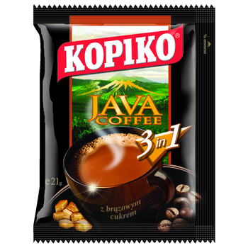 KOPIKO KAWA 3W1 21G