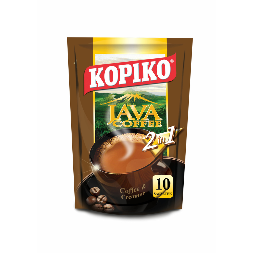 KOPIKO JAVA COFFEE 2W1 120G