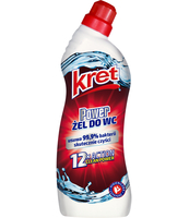 KRET ŻEL WC 750ML POWER