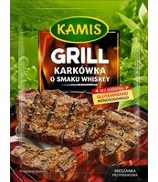 GRILL KARKÓWKA W WHISKEY 18G