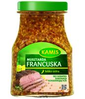 KAMIS MUSZTARDA FRANCUSKA 185 G