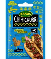 KAMIS STREET FOOD CHIMICHURRI