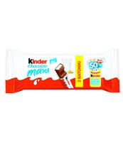 KINDER CHOCOLATE MAXI, BATONIK Z CZEKOLADY, 2SZT, 42G
