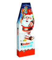KINDER CHOCOLATE, BATONIK Z CZEKOLADY, 16SZT, 200G
