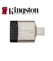 CZYTNIK KART KINGSTON USB3 SDHC/MICROSDHC METAL
