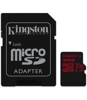 KARTA MICROSD KINGSTON 32GB CANVAS U3 + ADAPTER
