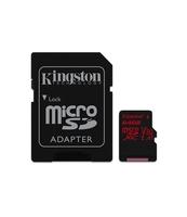 KARTA MICROSD KINGSTON 64GB CANVAS U3 + ADAPTER