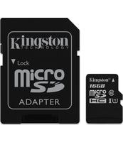 KARTA PAMIĘCI KINGSTON MICRO SDHC 16GB CLASS 10 UHS-I
