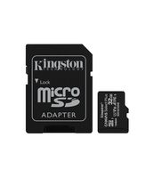 KARTA MICROSD KINGSTON 32GB CANVAS SELECT PLUS 100MB/S + ADAPTER