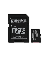 KARTA MICROSD KINGSTON 64GB CANVAS SELECT PLUS 100MB/S + ADAPTER