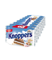 KNOPPERS 8+2 GRATIS (10X25G)