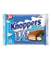 KNOPPERS BATON KOKOSOWY 120G