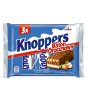 KNOPPERS BATON ORZECHOWY 120G