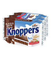 KNOPPERS BLACK&WHITE 3X25G