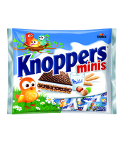 KNOPPERS MINIS 200 G