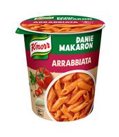 KNORR DANIE MAKARON ARRABIATTA 66G