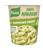 KNORR DANIE MAKARON KREMOWE PESTO 68 G