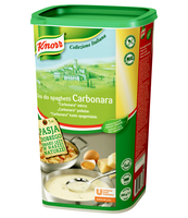 SOS DO SPAGHETTI CARBONARA KNORR 1KG