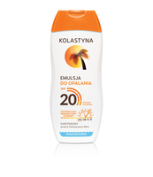 KOLASTYNA EMULSJA SPF20 DO OPALANIA 200ML