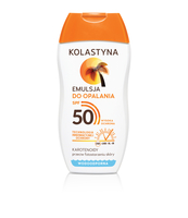 KOLASTYNA EMULSJA SPF50 DO OPALANIA 150ML