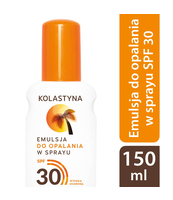 KOLASTYNA EMULSJA DO OPALANIA W SPRAYU SPF30 150ML