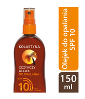 KOLASTYNA OLEJEK DO OPALANIA SPF10 150ML