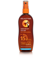KOLASTYNA OLEJEK DO OPALANIA SPF15 150ML