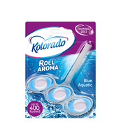 KOLORADO KOSTKA DO WC ROLL'AROMA BLUE AQUATIC 51G