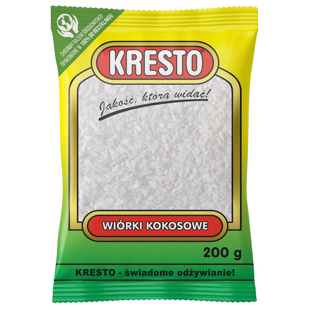 KRESTO WIÓRKI KOKOSOWE 200 G