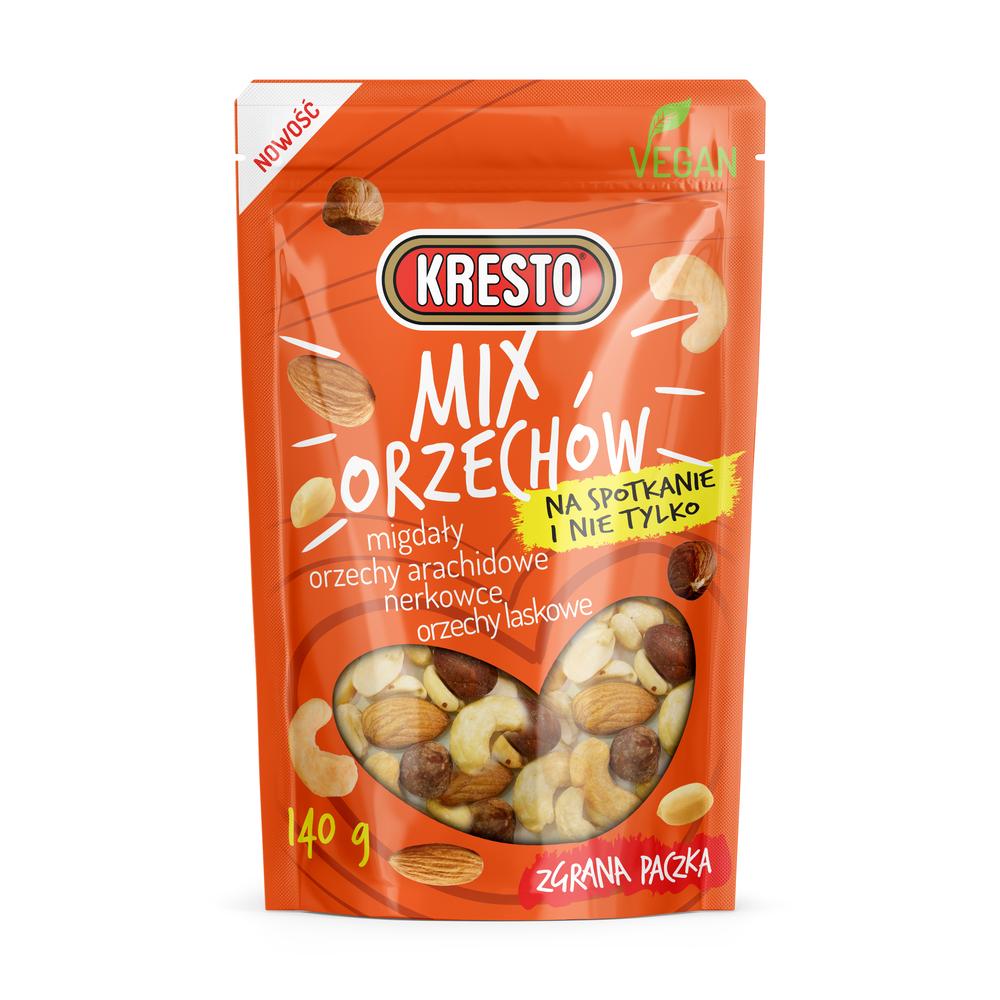KRESTO MIX ORZECHÓW 140G