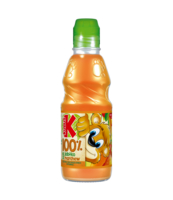 KUBUŚ 100% SOK JABŁKO MARCHEW 300 ML