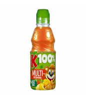 KUBUŚ 100% SOK MULTIWITAMINA 300 ML