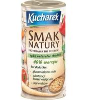 PRZYPRAWA DO POTRAW SMAK NATURY 250 G KUCHAREK
