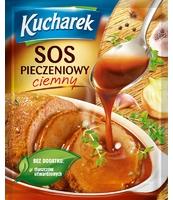 SOS PIECZENIOWY CIEMNY 28 G KUCHAREK