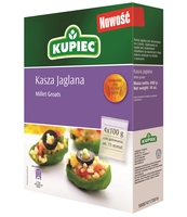 KUPIEC KASZA JAGLANA 4 X 100 G