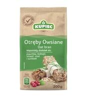 KUPIEC OTRĘBY OWSIANE 200G