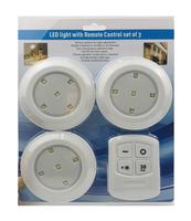 ZESTAW LAMP LED PUSH 0,2W LAT-0171