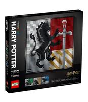 KLOCKI LEGO® ART. HARRY POTTER™ HERBY HOGWARTU™ (31201)