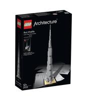 KLOCKI LEGO ARCHITECTURE BURJ KHALIFA 21031