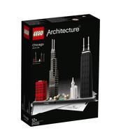 KLOCKI LEGO ARCHITECTURE CHICAGO 21033