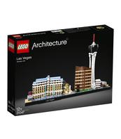 KLOCKI LEGO ARCHITECTURE LAS VEGAS 21047