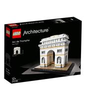 KLOCKI LEGO ARCHITECTURE ŁUK TRYUMFALNY 21036