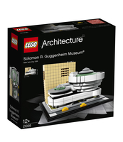 KLOCKI LEGO ARCHITECTURE MUZEUM SOLOMONA R. GUGGENHEIMA 21035