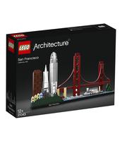 KLOCKI LEGO ARCHITECTURE SAN FRANCISCO 21043