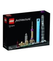 KLOCKI LEGO ARCHITECTURE SZANGHAJ 21039