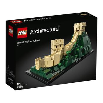 KLOCKI LEGO ARCHITECTURE WIELKI MUR CHIŃSKI 21041